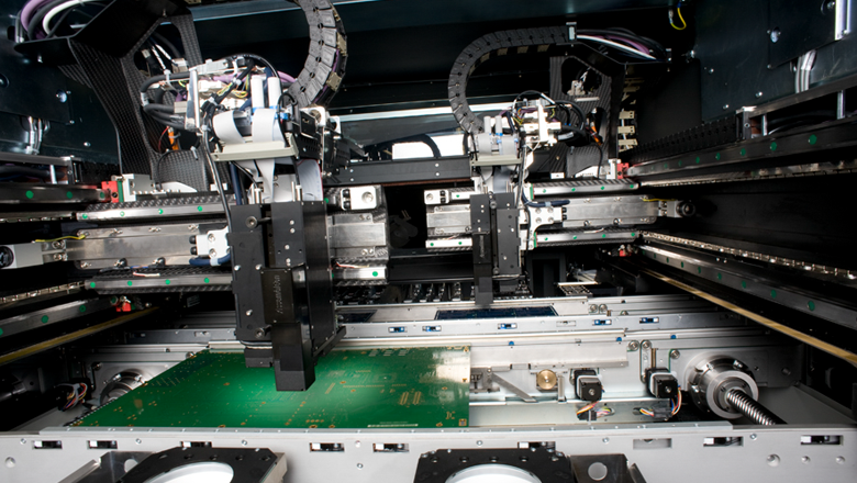 iFlex SMT for Printed Ciruit Boards detection