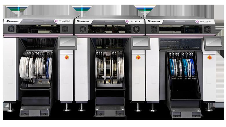 iFlex SMT detection with optical sensors from Sentech