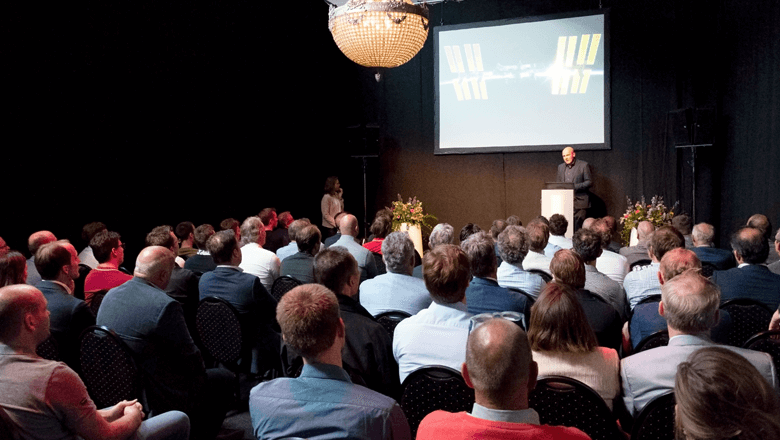 Customer Day 2018 (supply chain integration) André Kuipers